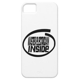 Master Electrician Inside iPhone 5 Cases
