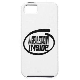 Master Electrician Inside iPhone 5 Cover