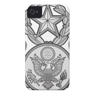 MASTER ENLISTED AIRCREW WINGS iPhone 4 CASE