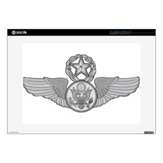 MASTER ENLISTED AIRCREW WINGS LAPTOP DECALS