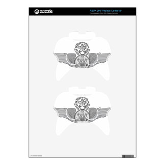 MASTER ENLISTED AIRCREW WINGS XBOX 360 CONTROLLER SKIN