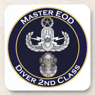 Master EOD 2nd Class Diver Coaster