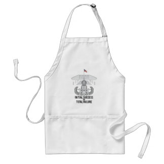 Master EOD and Memorial Adult Apron