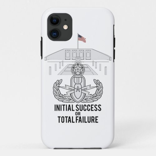 Master EOD and Memorial Phone Case