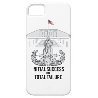 Master EOD and Memorial iPhone SE/5/5s Case