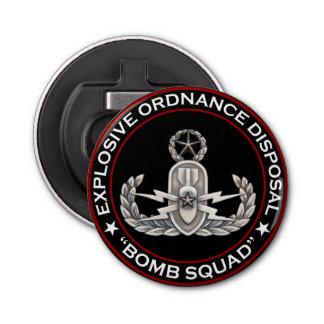 Master EOD Bomb Squad Bottle Opener