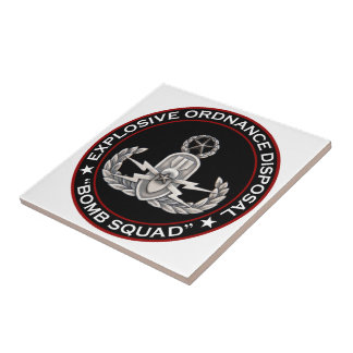 Master EOD Bomb Squad Tile