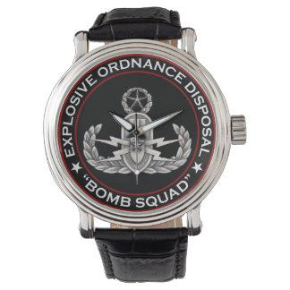 Master EOD Bomb Squad Wristwatch
