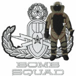 Master EOD Bomb Suit Embroidered Polo Shirt
