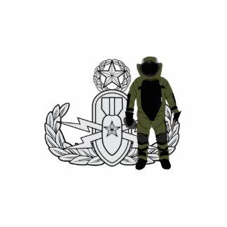 Master EOD Bomb Suit Photo Cutout