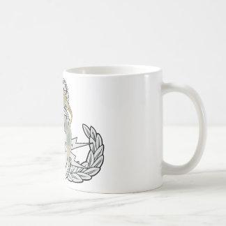 Master EOD Crab Classic White Coffee Mug