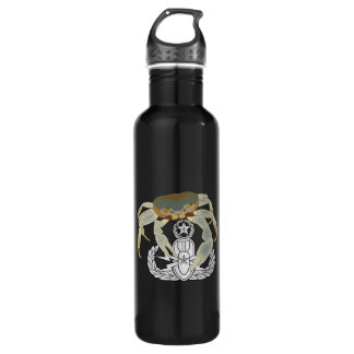 Master EOD Crab Water Bottle