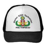 Master EOD in color Retired Mesh Hat