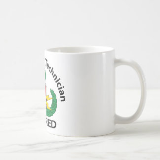 Master EOD in color Retired Classic White Coffee Mug