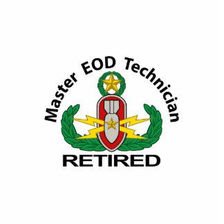 Master EOD in color Retired Statuette
