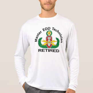 Master EOD in color Retired T-Shirt