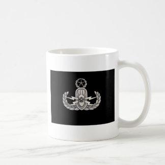 Master EOD Classic White Coffee Mug