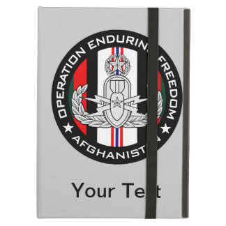 Master EOD OEF iPad Air Cover