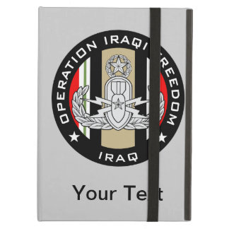 Master EOD OIF iPad Air Covers