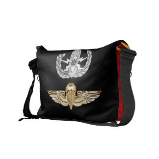 Master EOD Parachutist Messenger Bag