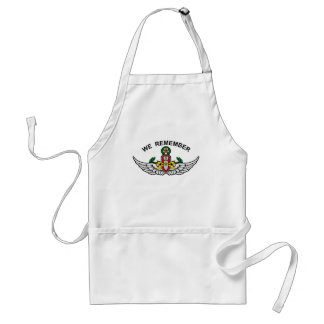 Master EOD Wings Adult Apron
