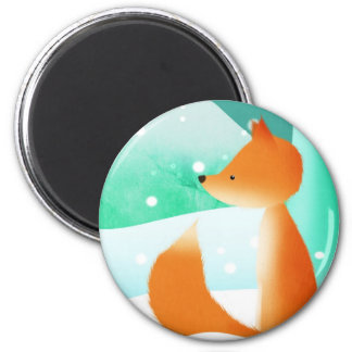 Master fox - magnet