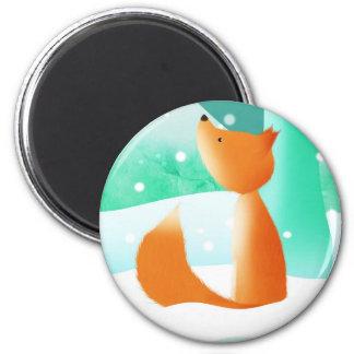 Master Fox - magnets