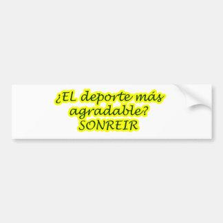 Master frases 15.02 bumper sticker