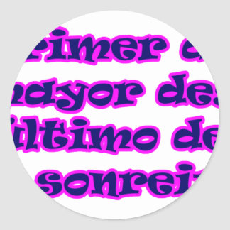 Master frases 15.08 stickers