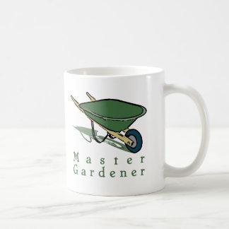 Master Gardener Classic White Coffee Mug