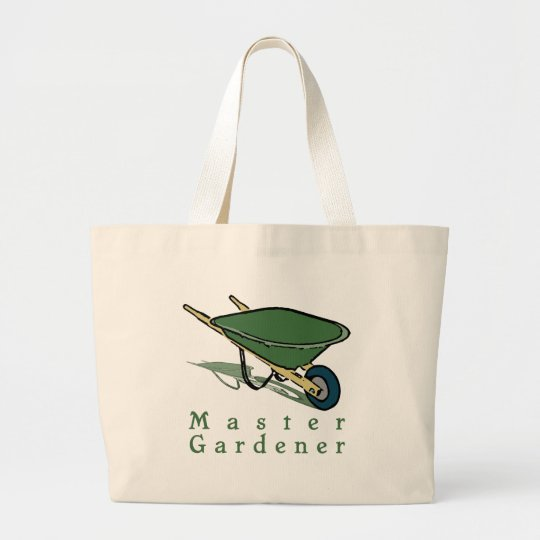 Master Gardener Large Tote Bag