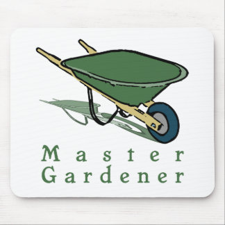 Master Gardener Mouse Pad