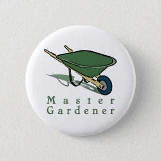 Master Gardener Pinback Button