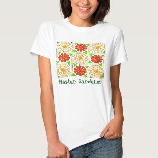 Master Gardener T-shirts