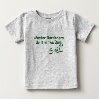 Master Gardeners Do It In The Soil Infant T-shirt