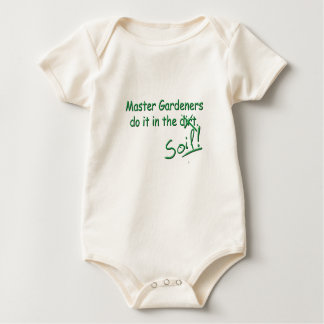 Master Gardeners Do It In The Soil Baby Creeper