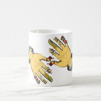 Master Hands. Ultimate Coffee Mug! Coffee Mug
