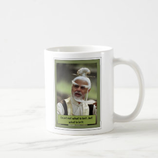 Master Hu Flung Dung Bernanke Coffee Mug