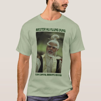 Master Hu Flung Dung T-Shirt