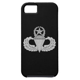 Master Jump/Parachutist Wings iPhone SE/5/5s Case
