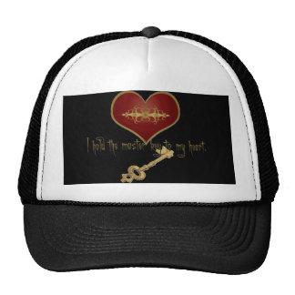 Master Key 2 My Heart Hat