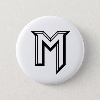 Master M Logo Button