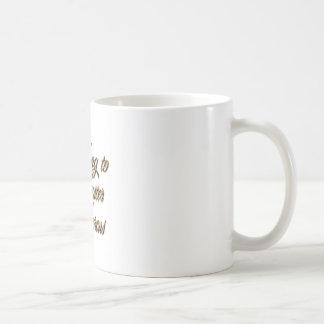 Master Marcus Classic White Coffee Mug