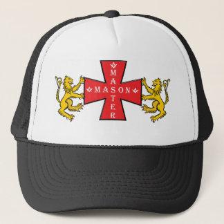MASTER MASON TRUCKER HAT
