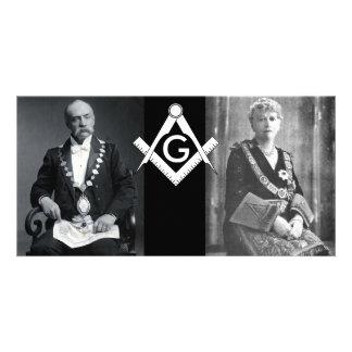 Master Masons Card