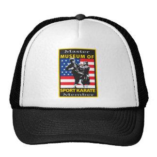 master member hats