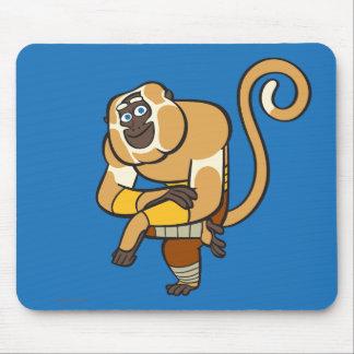 Master Monkey Mouse Pad