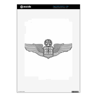 MASTER NAVIGATOR WINGS SKIN FOR iPad 2