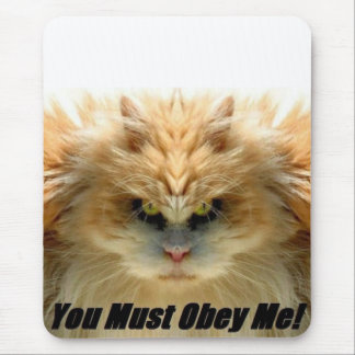 Master -Obayer! - Mousepad Mouse Pad