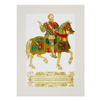 Master of Armory ~ 1561 Poster